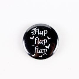 Button Pin Flap Flap Flap Flügelschlag 25mm