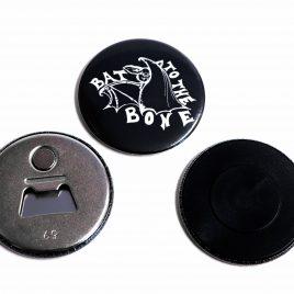 Flaschenöffner Magnet Bat to the bones 59mm