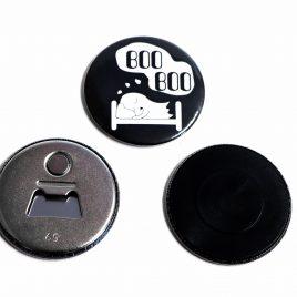 Flaschenöffner Magnet Boo Boo Gespenst (59mm)